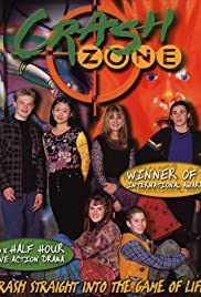 Crash Zone Poster - TV Show Forum, Cast, Reviews