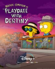 Playdate with Destiny (2020) poster