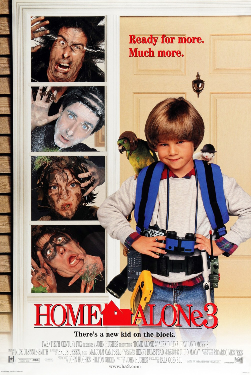 Home Alone 3 1997 Hindi Dubbed
