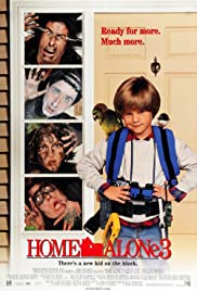 Home Alone 3 (1997) Poster - Movie Forum, Cast, Reviews