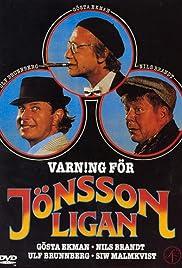 Varn!ng för Jönssonligan Poster