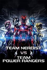 Team Nerdist Takes on Team Power Rangers at ID10T Fest! Poster