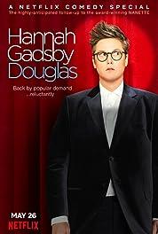 Hannah Gadsby: Douglas (2020) poster