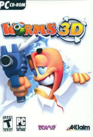 Worms 3D Poster