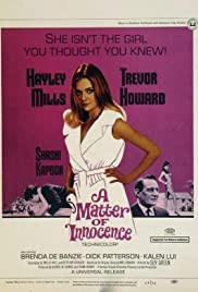 A Matter of Innocence Poster