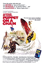 Puppet on a Chain Poster
