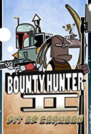 Bounty Hunter II: Pit of Carkoon Poster