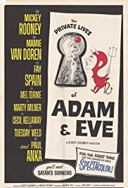 The Private Lives of Adam and Eve Poster