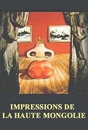 Impressions de la haute Mongolie Poster