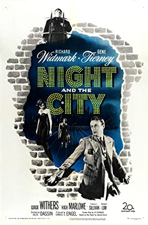 Permalink to Movie Night and the City (1950)