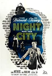 Night and the City (1950) Poster - Movie Forum, Cast, Reviews