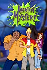Martin Mystery Poster - TV Show Forum, Cast, Reviews