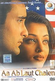 Aa Ab Laut Chalen(1999) Poster - Movie Forum, Cast, Reviews