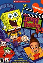 Primary image for Nickelodeon Toon Twister 3D