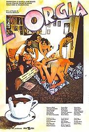 L'orgia Poster