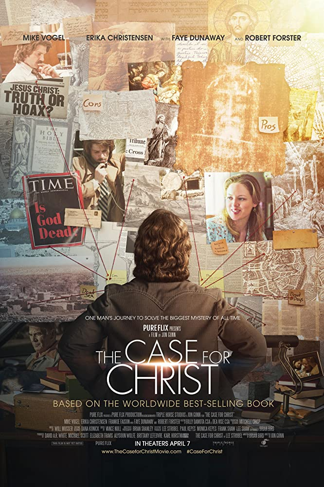 Nonton The Case for Christ (2017) Sub Indonesia