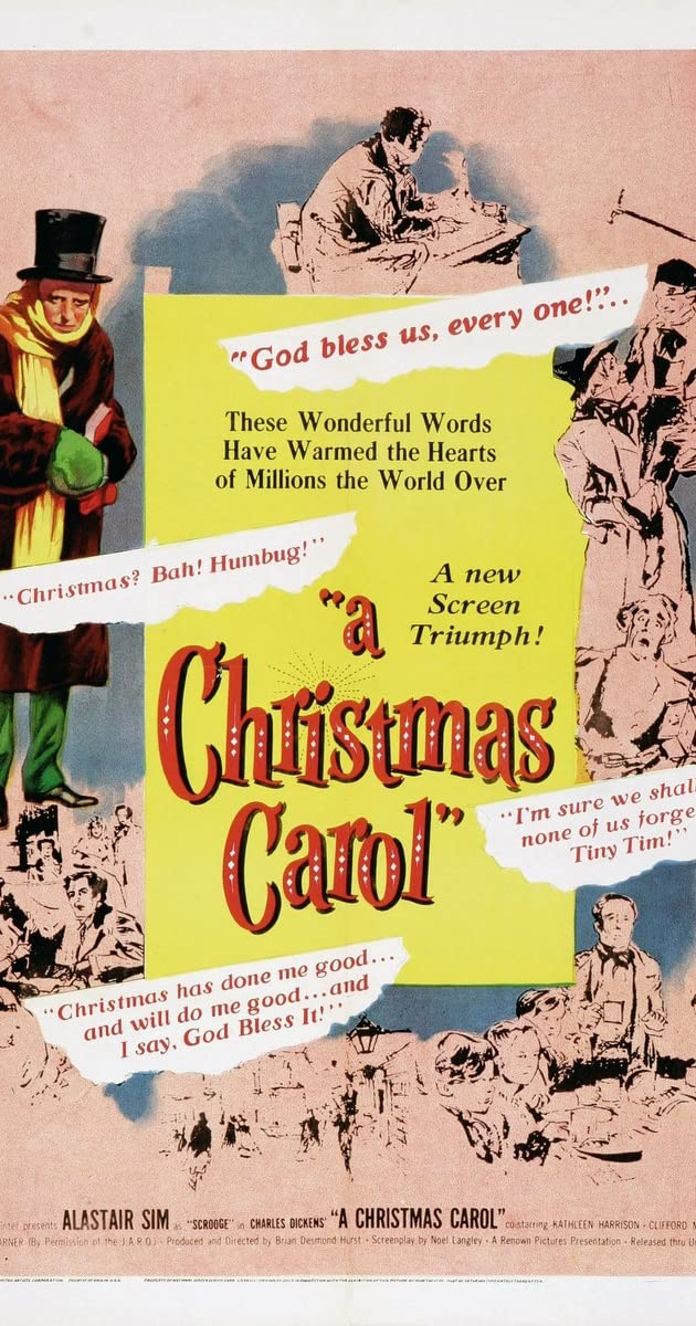 A Christmas Carol (1951) - Full Cast & Crew - IMDb
