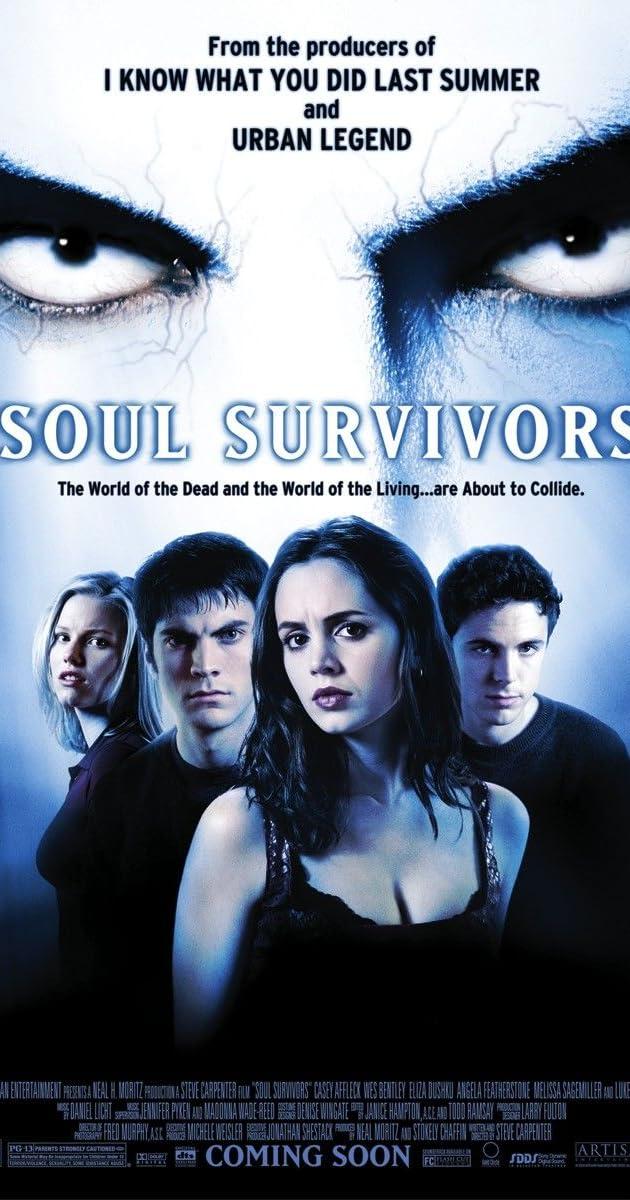 Nemirtingos sielos / Soul Survivors (2001) Online