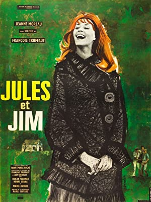 Jules and Jim poster