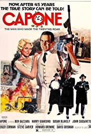 Capone (1975) Poster - Movie Forum, Cast, Reviews