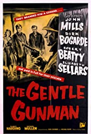 The Gentle Gunman Poster