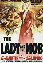 The Lady and the Mob Poster