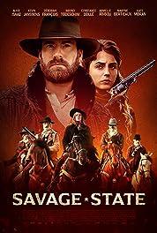 Savage State (2020) poster