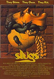 Slugs (1988) Poster - Movie Forum, Cast, Reviews
