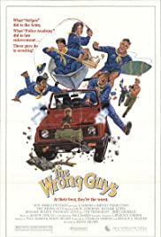 The Wrong Guys(1988) Poster - Movie Forum, Cast, Reviews