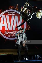 2010 AVN Awards Show Poster