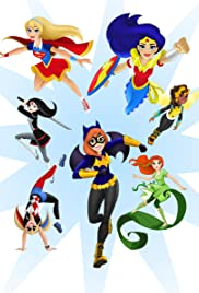 DC Super Hero Girls: Super Hero High (Hindi)