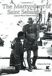 Le martyre de Saint Sébastien Poster