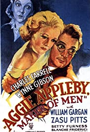 Aggie Appleby, Maker of Men (1933) Poster - Movie Forum, Cast, Reviews