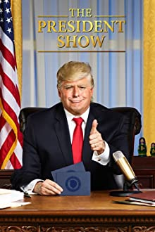 Poster The President Show
