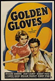 Golden Gloves Poster