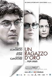 Un ragazzo d'oro(2014) Poster - Movie Forum, Cast, Reviews