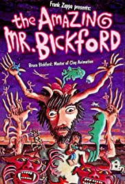 The Amazing Mister Bickford Poster
