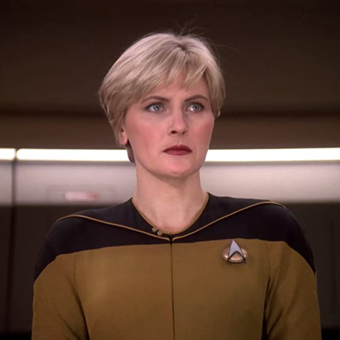 Denise Crosby in Star Trek: The Next Generation (1987)
