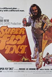 Super Fly T.N.T. Poster