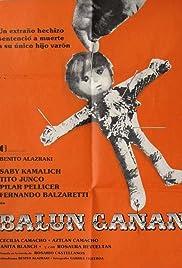 Balún Canán Poster