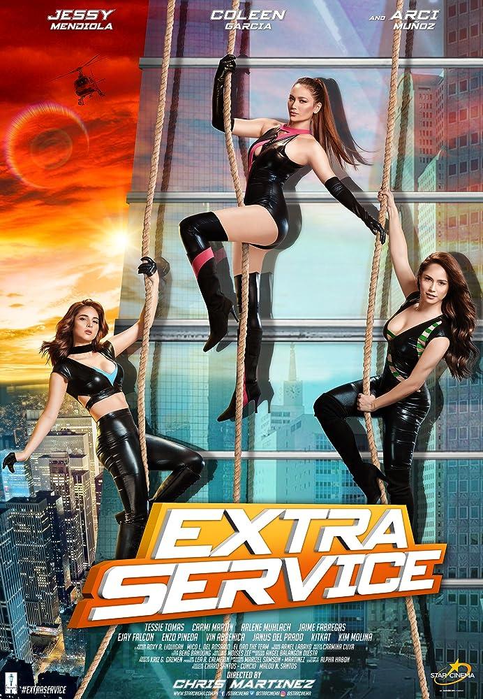 Extra Service (2017) HDRip