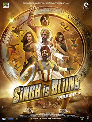 Singh Is Bliing (2015) Download on Vidmate