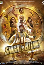 Primary image for Singh Is Bliing