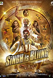 Singh Is Bliing (2015) Poster - Movie Forum, Cast, Reviews