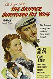 The Skipper Surprised His Wife (1950) Poster - Movie Forum, Cast, Reviews