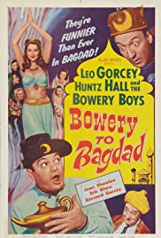 Bowery to Bagdad (1955) Poster - Movie Forum, Cast, Reviews