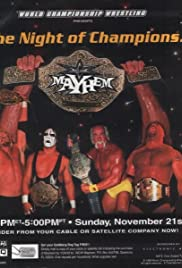 Image result for wcw mayhem 1999