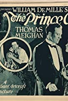 The Prince Chap (1920) Poster