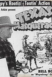 Texas Masquerade Poster