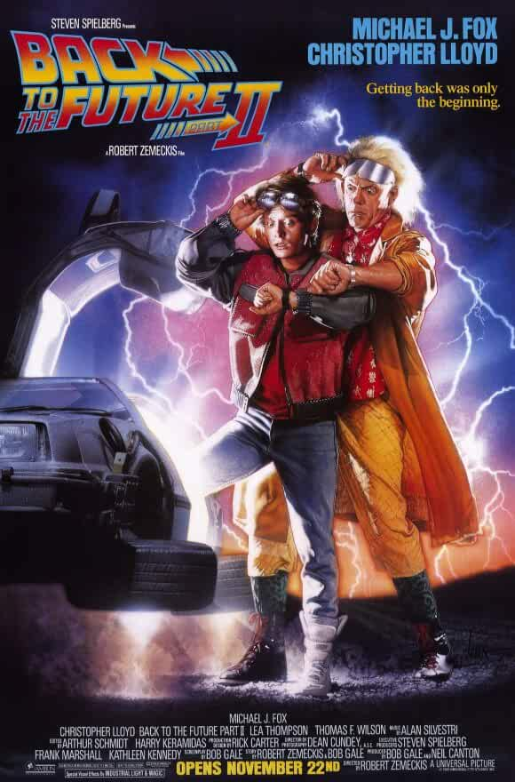 Back To The Future 2 (1989) 720p BRRip Dual Audio